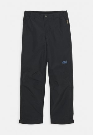 SNOWY DAYS PANTS KIDS - Friluftsbukser - black