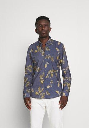 FINE CORDUROY SHIRT - Shirt - blue