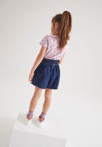 Next - Shorts - dark-blue denim - 2
