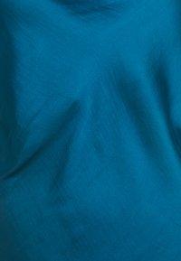 Banana Republic - DRAPE FRONT CAMI SOFT - Top - underwater turquoise - 2