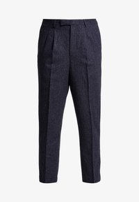Twisted Tailor - TROUSER - Trousers - charcoal - 4