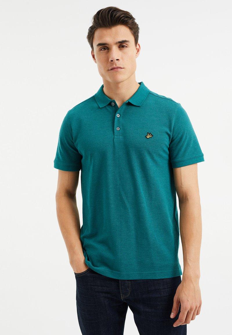 WE Fashion - Poloshirt - green