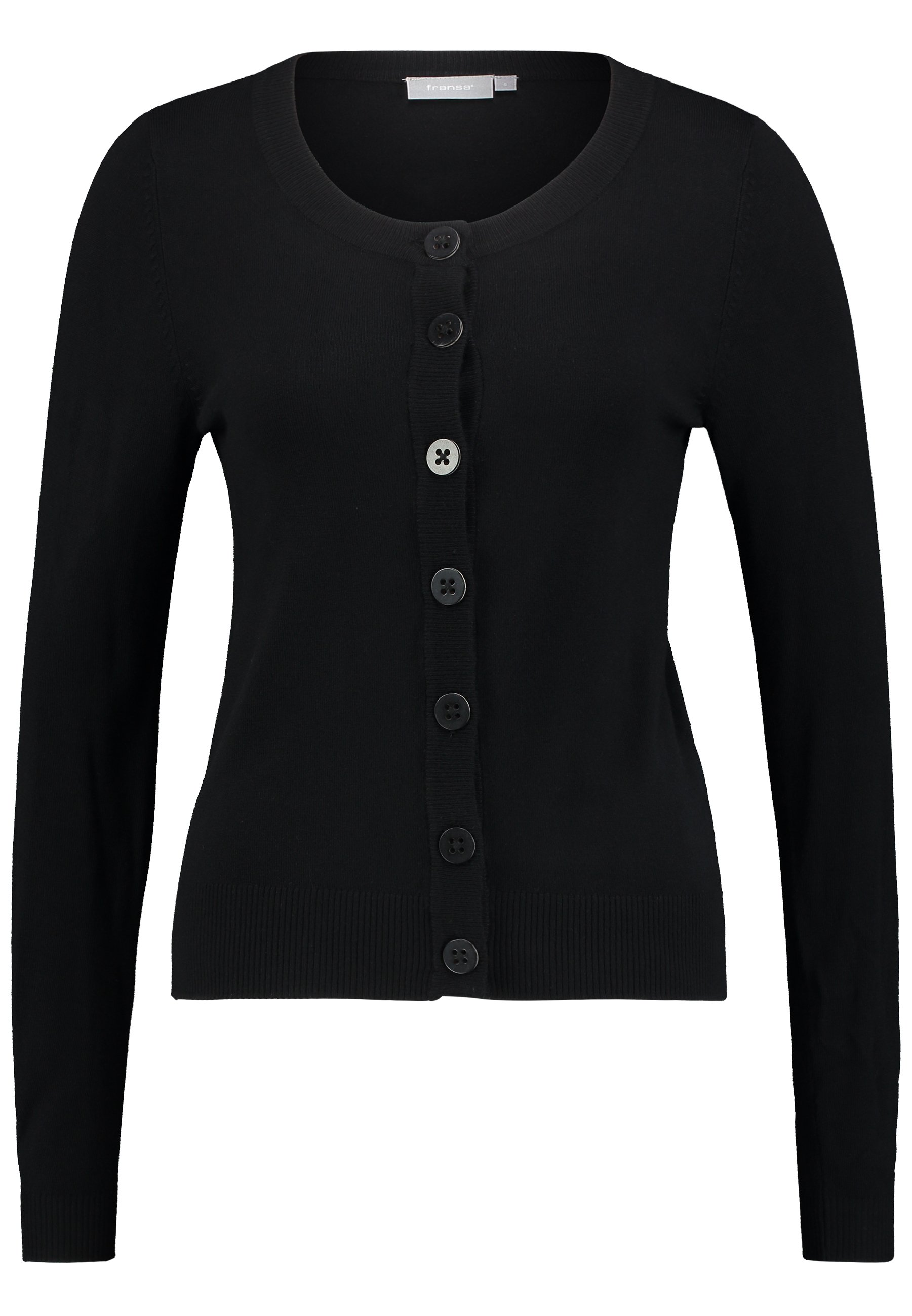 Fransa ZUVIC  - Strikjakke /Cardigans - (noos) dark peacoat -  o61MP