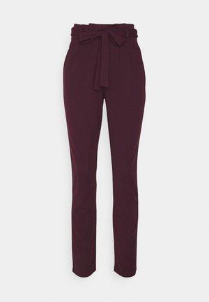 JDYTANJA PANT - Trousers - winetasting
