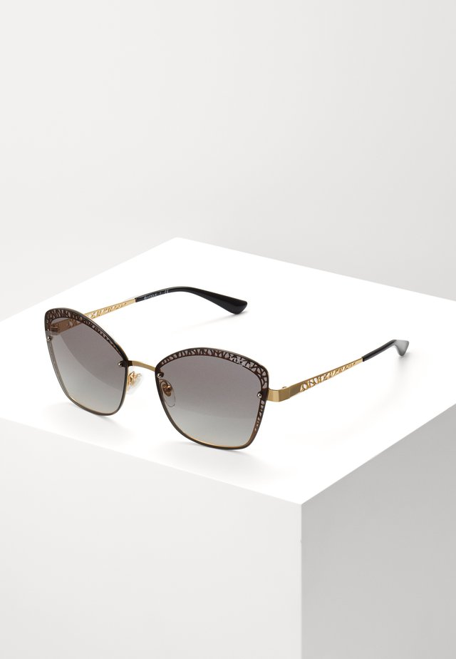 Sunglasses - gold-coloured