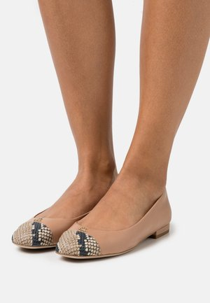 GAINES - Ballet pumps - nude