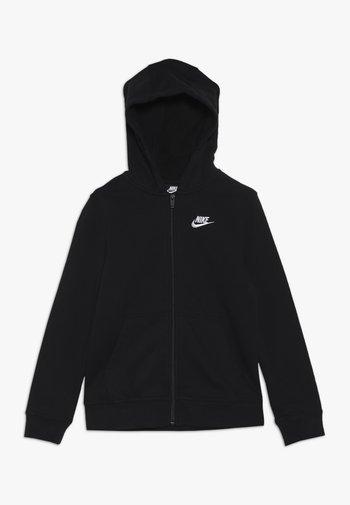 HOODIE CLUB  - Zip-up sweatshirt - black
