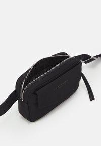 Liebeskind Berlin - BEBELTBAG BETTY - Bum bag - black - 2