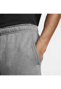 Nike Performance - DRY SHORT - Pantaloncini sportivi - charcoal heather/black - 5