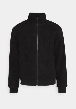 ASHER BOMBER JACKET - Winter jacket - black