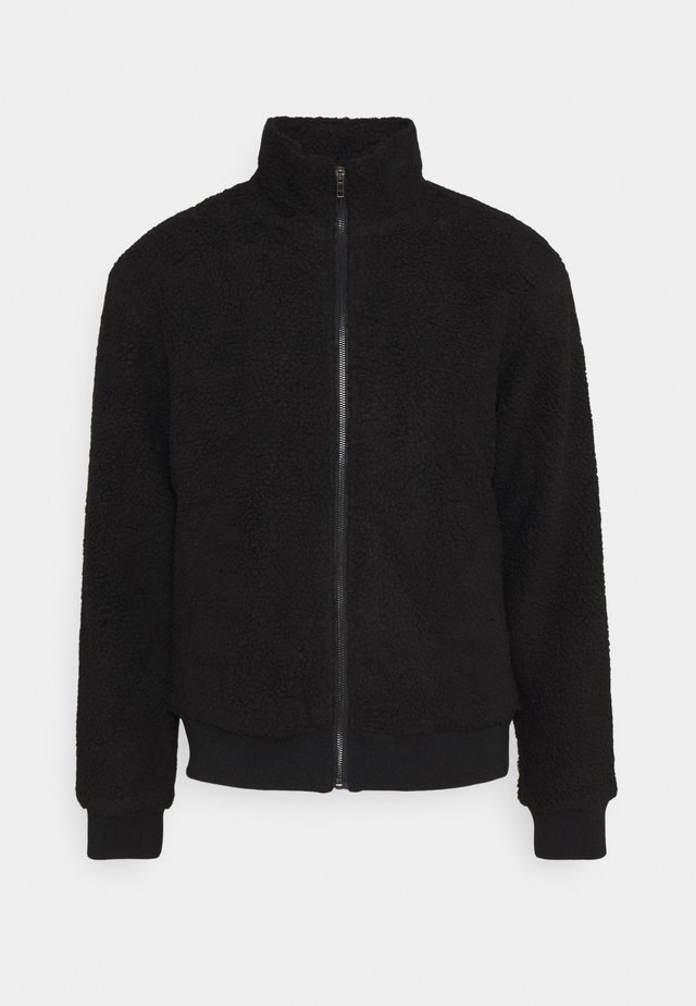 ASHER BOMBER JACKET - Winterjas - black