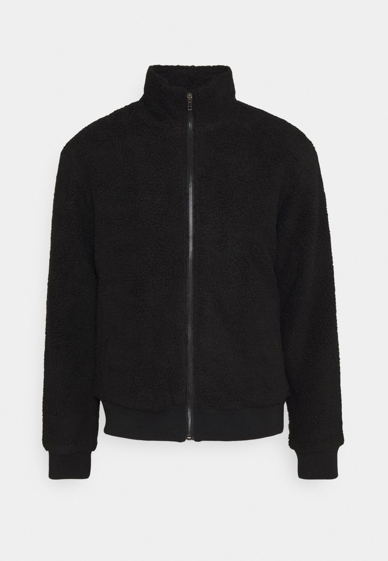 Another Influence - ASHER BOMBER JACKET - Winter jacket - black