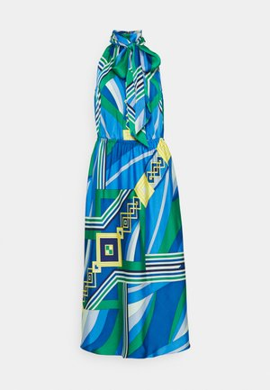 MEREDINA CASUAL DRESS - Korte jurk - blue/multi