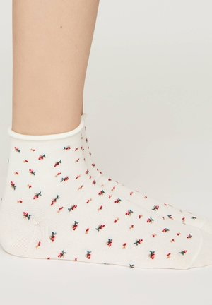2 PACK - Socks - white
