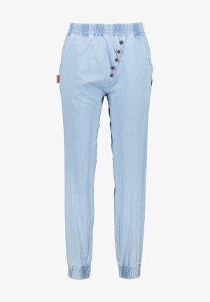 ALEXISAK - Trousers - light denim