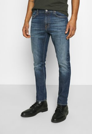 PISTOLERO - Jean slim - royal blue