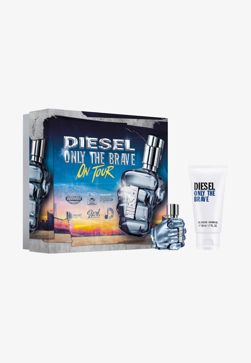 Diesel Fragrance - ONLY THE BRAVE EDT VAPO(DUSCHGEL 50ML) - Fragrance set - -