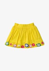 Boden - A-line skirt - Zitronenschalengelb - 1