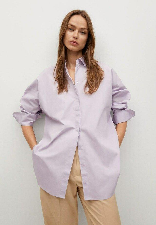 JOY - Chemisier - violet clair/pastel