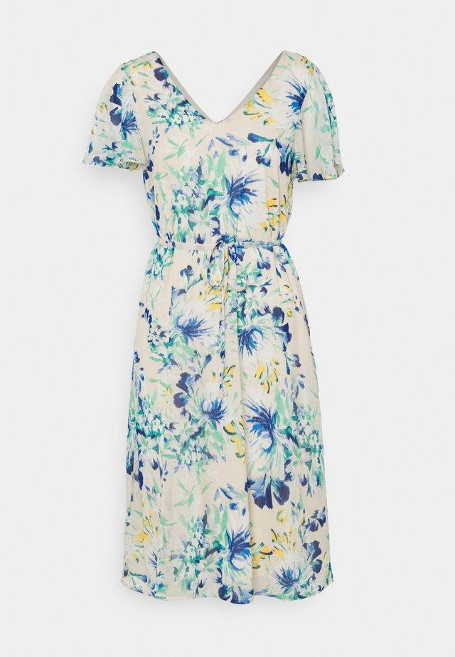 VMJASMINE CALF DRESS - Sukienka letnia - birch