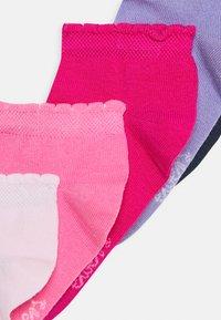 Ewers - SNEAKER UNI 6 PACK - Ponožky - pink - 1