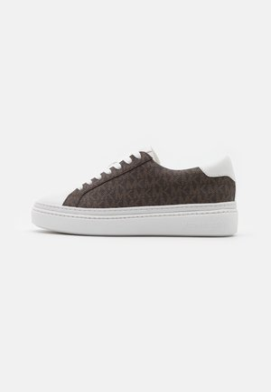 CHAPMAN LACE UP - Trainers - brown