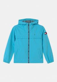 Tommy Hilfiger - COATED - Training jacket - seashore blue - 0