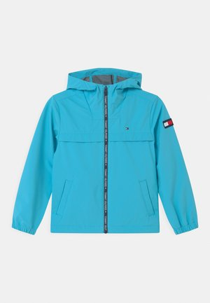 COATED - Veste de survêtement - seashore blue
