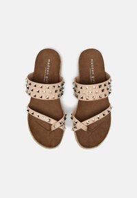 Madden Girl - CASE - T-bar sandals - nude - 4
