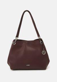 EBONY - Handbag - bordo