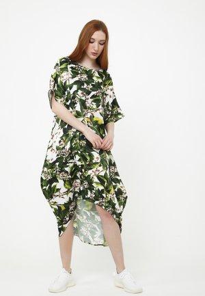 Robe d'été - milchig khaki