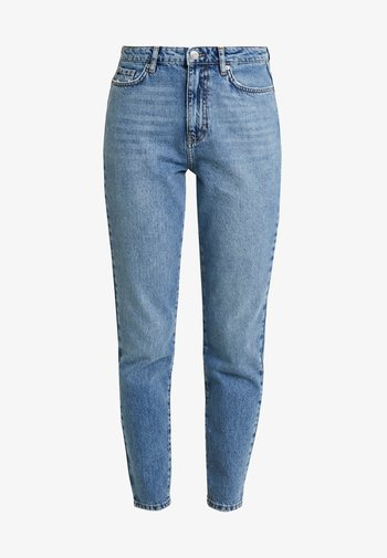 DAGNY HIGHWAIST - Zúžené džíny - mid blue