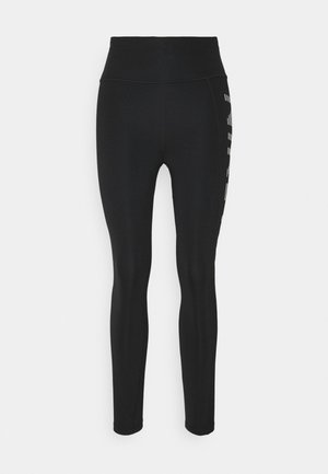 AIR EPIC FAST - Tights - black/silver