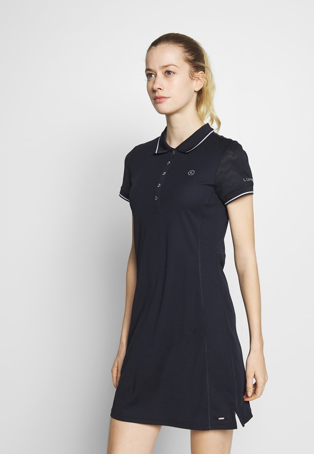 HONKOLA - Vestido ligero - dark blue