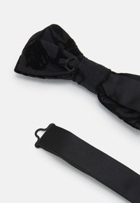 Twisted Tailor - MALKOVICH BOWTIE - Motýlek - charcoal - 1