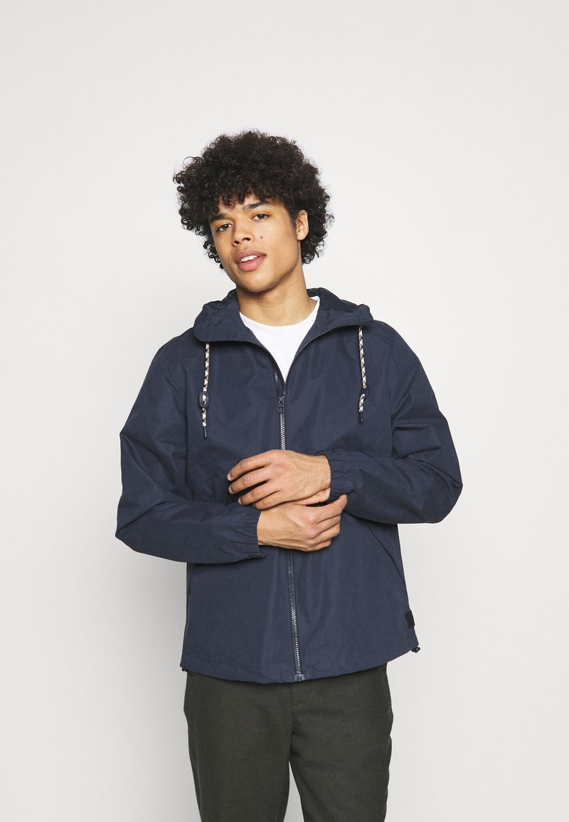 edc by Esprit - HOOD - Outdoor jacket - blue