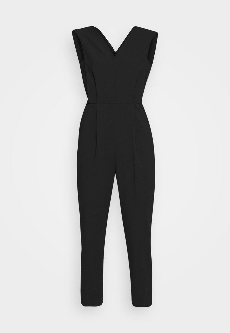 Sisley - OVERALL - Tuta jumpsuit - black