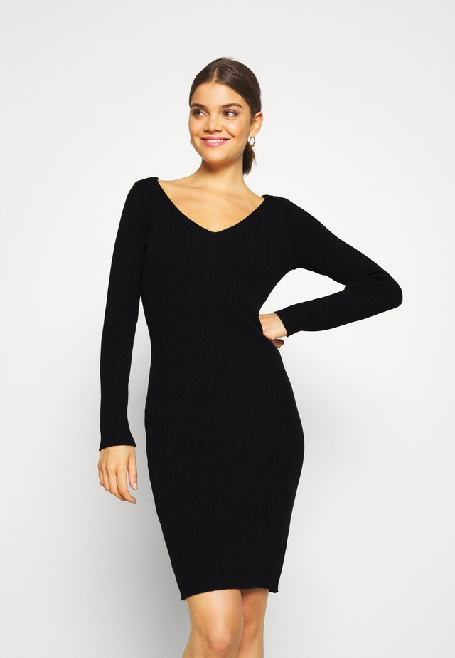 VITUPA - Jumper dress - black
