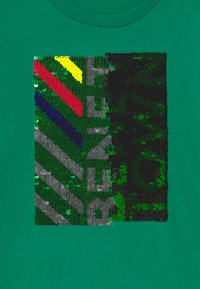 Benetton - FUNZIONE BOY - Top sdlouhým rukávem - green - 2