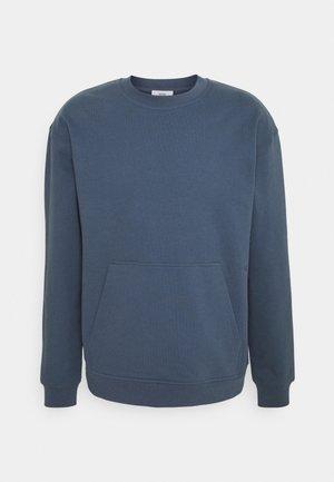MEN´S  - Sweatshirt - blue slate