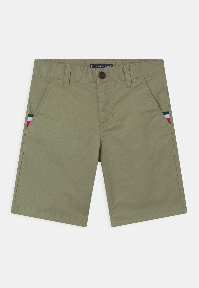 Tommy Hilfiger - ESSENTIAL FLEX - Shorts - spring olive