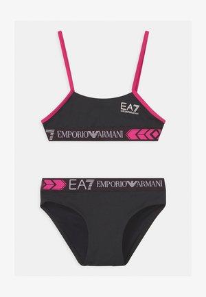 EA7  SET - Bikini - nero