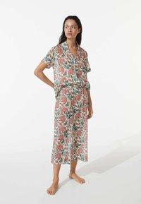 OYSHO - Pyjama top - multi-coloured - 1