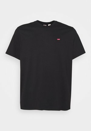 BIG ORIGINAL TEE - T-shirt basique - mineral black