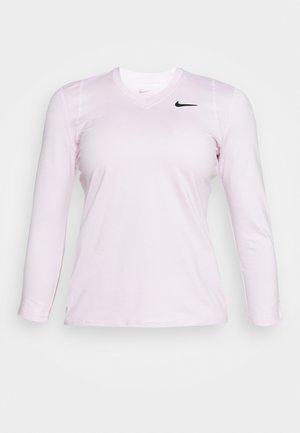 T-shirt à manches longues - regal pink/black