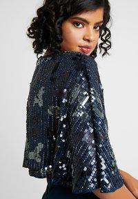 Lace & Beads - ALEXA MAXI - Společenské šaty - navy - 4