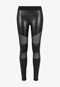 Urban Classics - Leggings - Trousers - black - 6