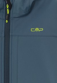 CMP - KID FIX HOOD UNISEX - Soft shell jacket - plutone - 3