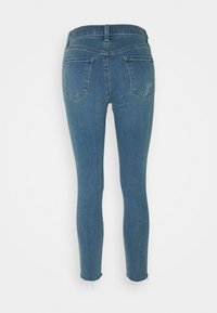 J Brand - ALANA HIGH RISE CROP - Jeans Skinny - joy destruct - 1