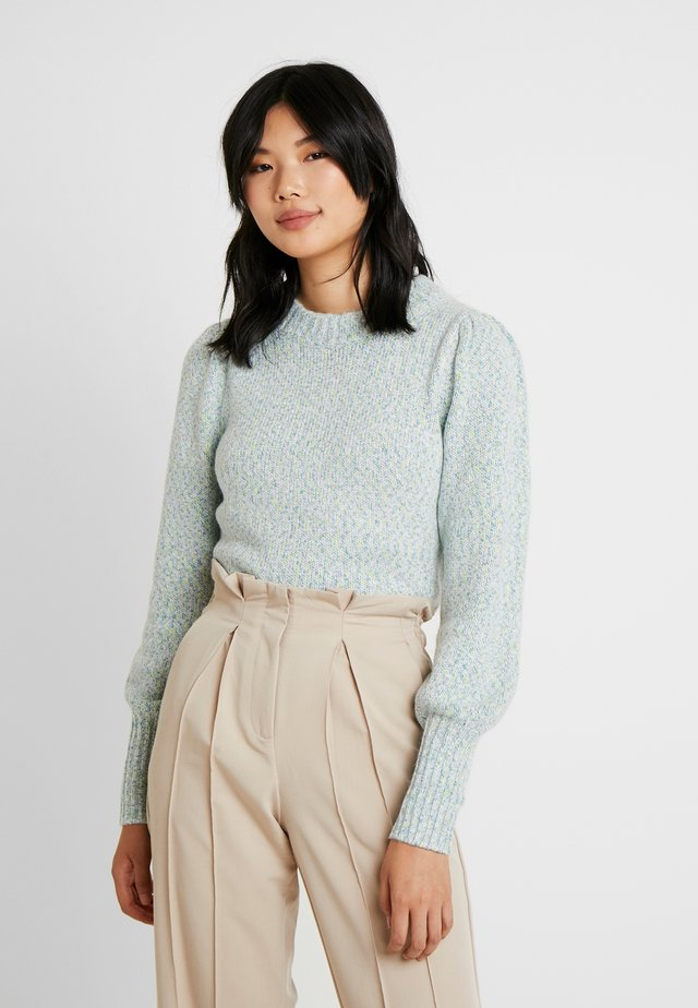 PUFF CREW  - Jumper - blue